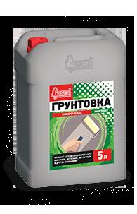 Грунтовка Универсальная Старатели, 5 литровГрунтовки<br>Грунтовка упрочняет основу, усиливает адгезию покрытия к основанию, снижает расход краски.<br>